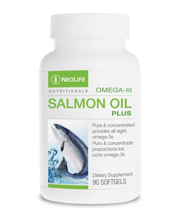 Salmon Oil Plus™