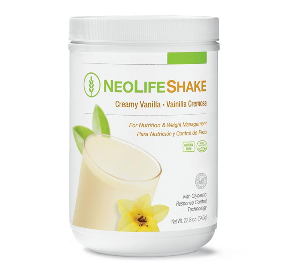 NeoLifeShake-Creamy Vanilla
